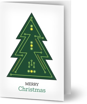 Personalized Business Christmas Cards.Personalized Business Christmas Cards Optimalprint