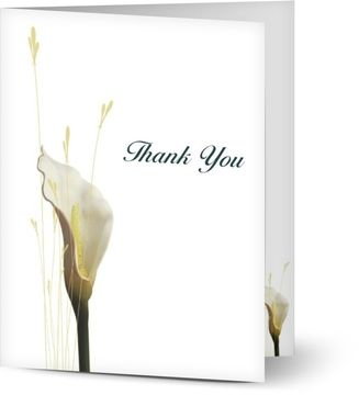 Funeral Thank You Cards Personalized W Your Message Photos