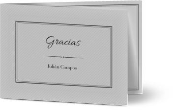 50 Tarjetas De Agradecimiento De Funeral Personalizadas Con Tu