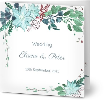 Wedding Invitations Created By You At Optimalprint Uk