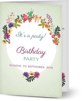 Customized 60th Birthday Invitations Optimalprint