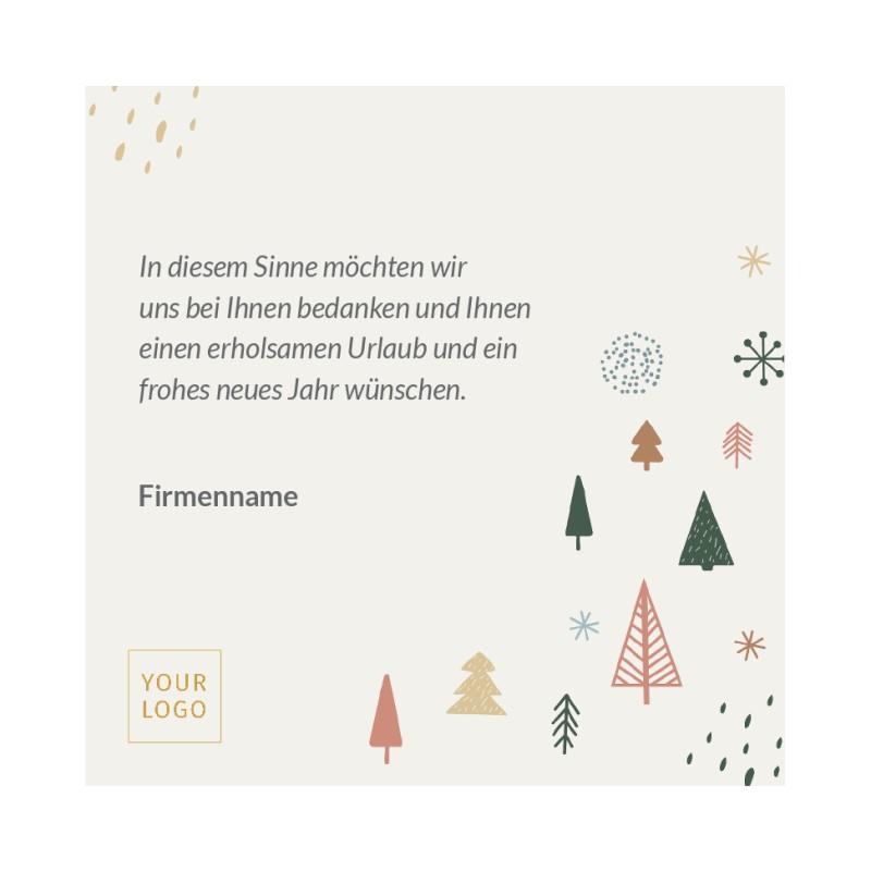 Weihnachtskarten 2021