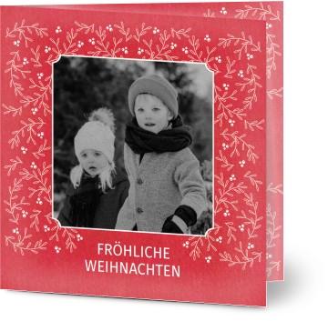 traditionelle weihnachtskarten von ihnen entworfen und. Black Bedroom Furniture Sets. Home Design Ideas