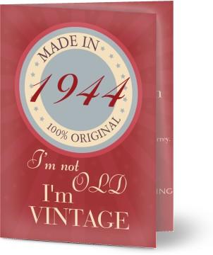 Customized 80th Birthday Invitations Optimalprint