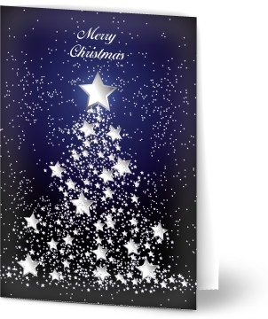 Corporate Christmas Cards.Customised Business Christmas Cards And Corporate Christmas