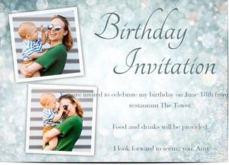 customized 40th birthday invitations optimalprint