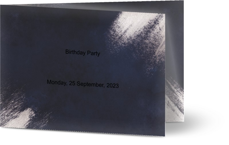 See All Modern And Minimalistic Customized 60th Birthday Invitations